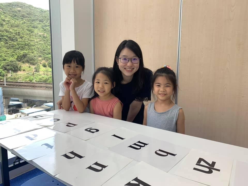 GAPSK幼稚園(高級)普通話水平考試